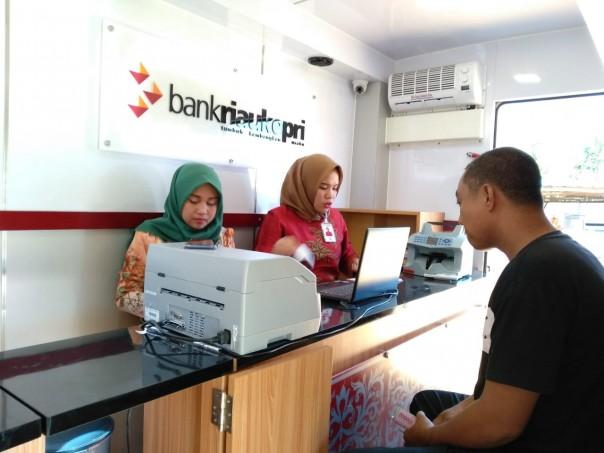 Bank Riau Kepri Kanca Pasir Pengaraian Mulai Melayani ...